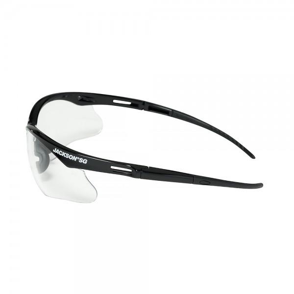 JACKSON SAFETY* Защитни очила SG 50001 Прозрачни /със слюда против запотяване/