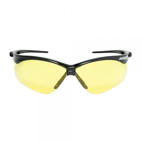 JACKSON SAFETY* Защитни очила SG 50002 Amber /със слюда против запотяване/