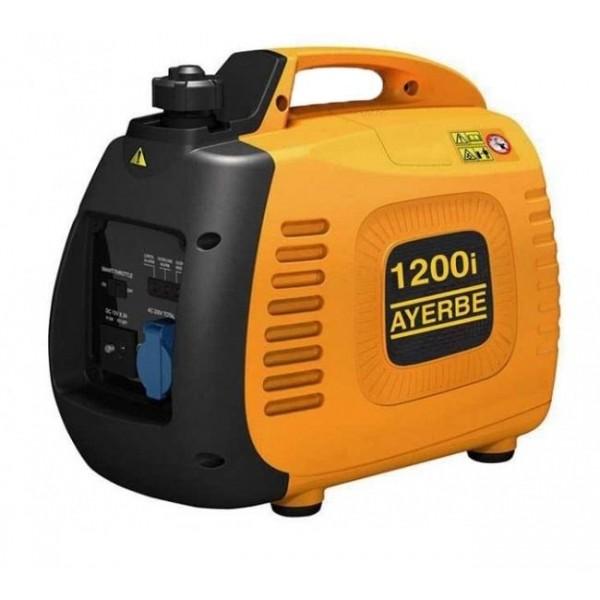 Монофазен инверторен бензинов генератор 1200 INS