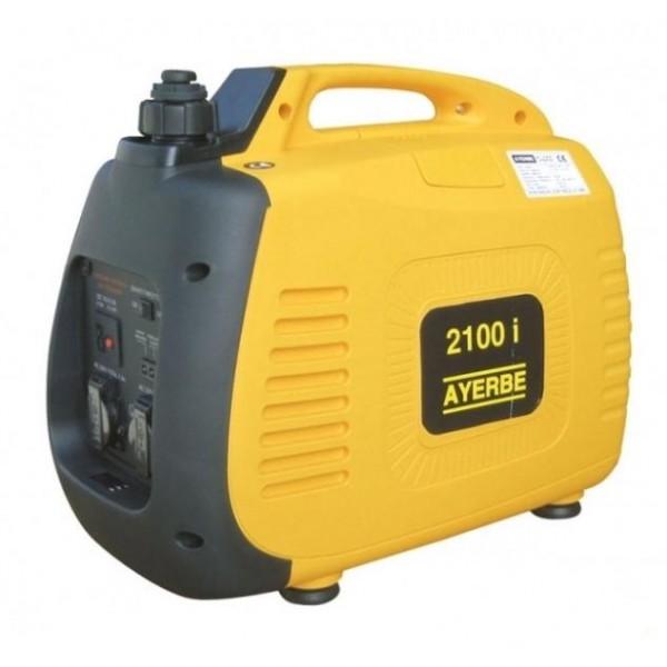 Монофазен инверторен бензинов генератор 2100 INS