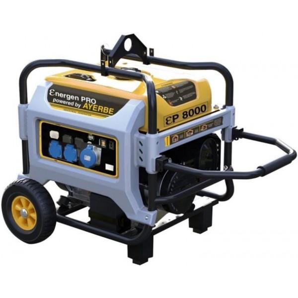 Монофазен бензинов генератор Ɛner-Gen Pro 8000 KT MN