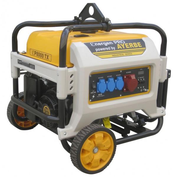 Трифазен бензинов генератор Ɛner-Gen Pro 8000 KT TX