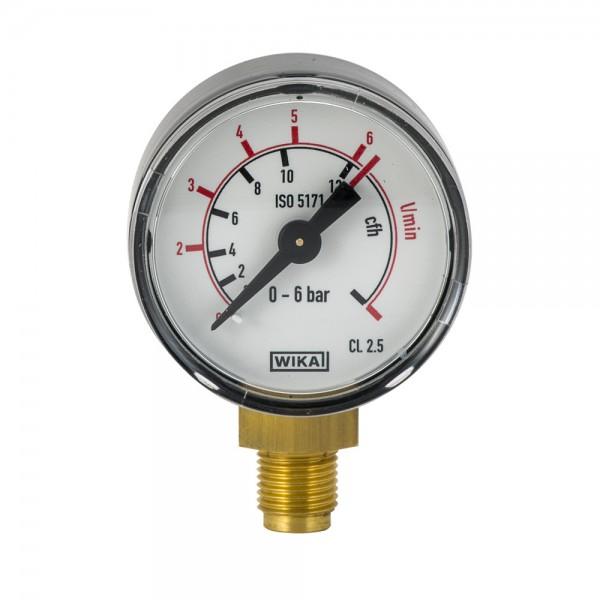 Манометър за CO2/Argon 32 l/min