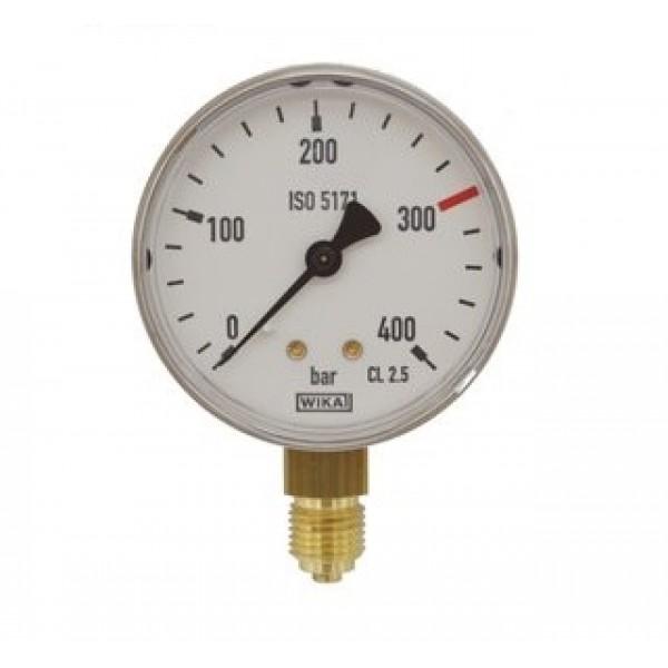 Манометър за CO2/Argon 400 bar