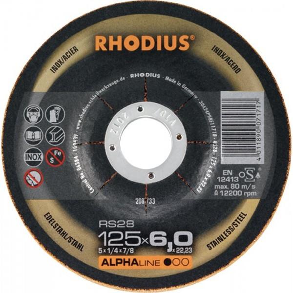 Rhodius ALPHA RS 28