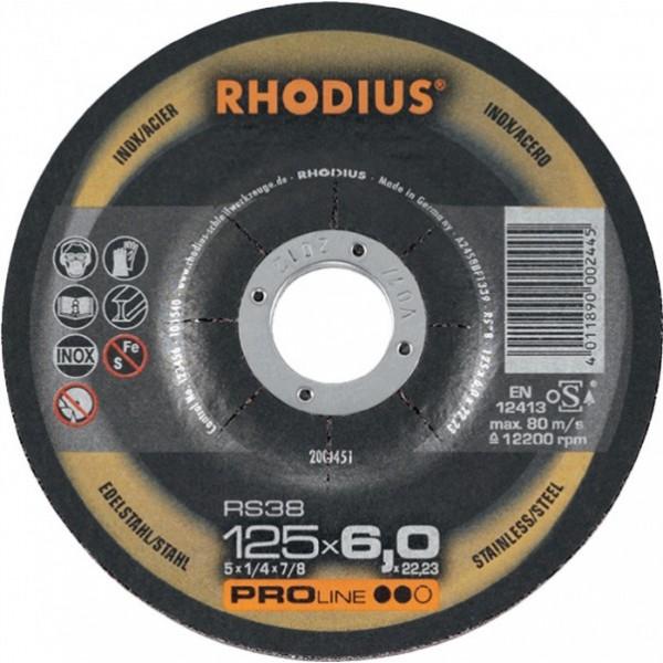 Rhodius PRO RS 38