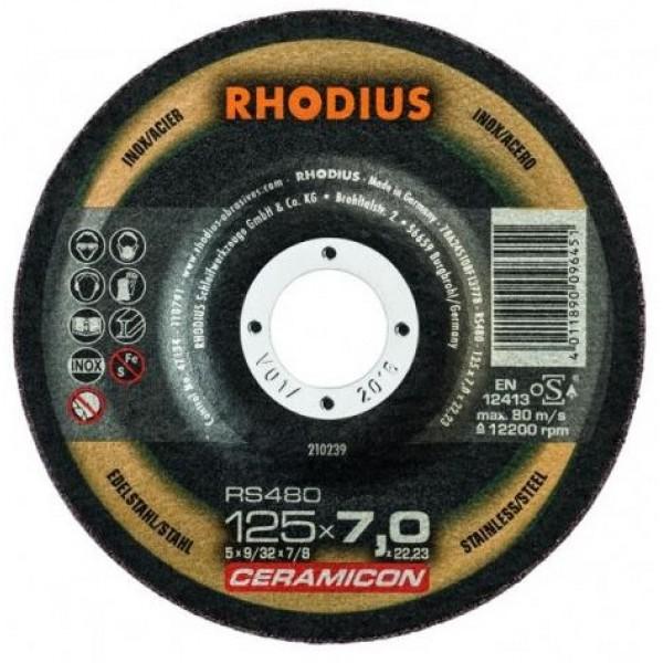Rhodius Ceramicon RS 480