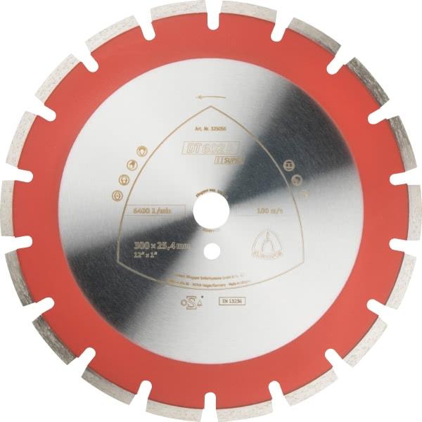 Диамантен диск за армиран бетон DT 602 B Supra