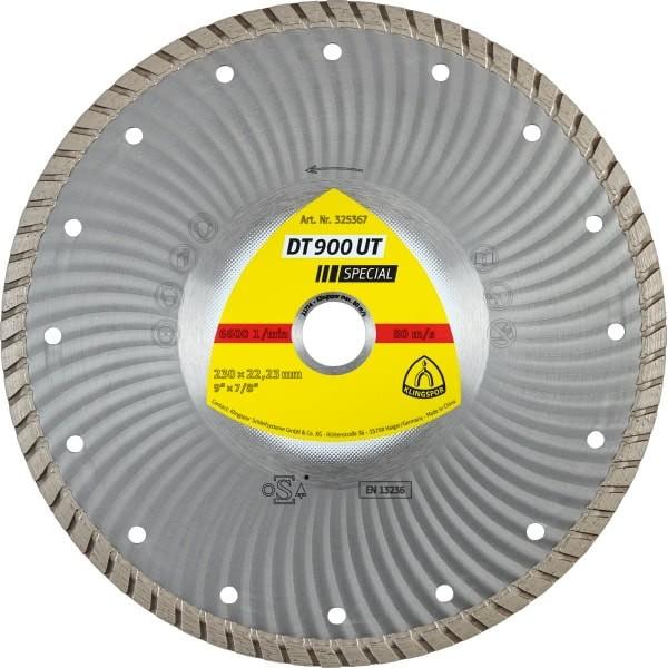 Диамантен диск за армиран бетон DT 900 UT Special