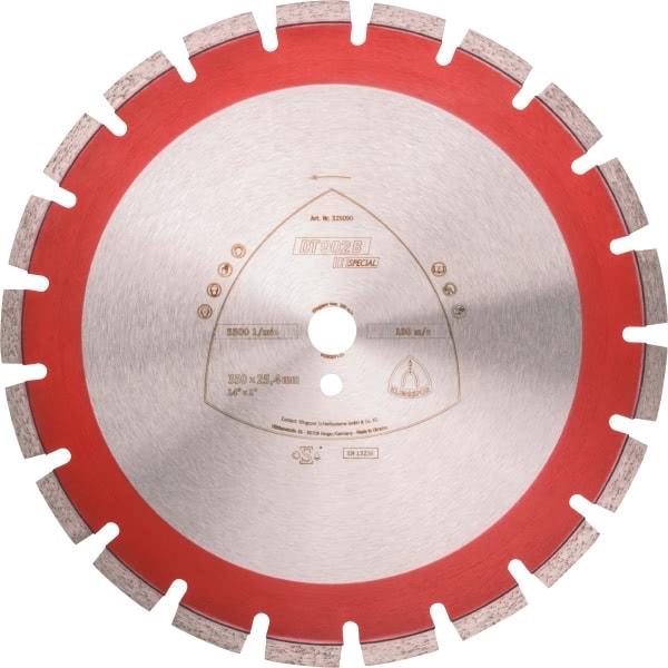 Диамантен диск за армиран бетон DT 902 B Special