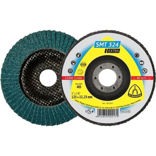 Ламелен диск за неръждаема стомана SMT 324 Extra