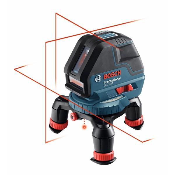 Bosch Линеен лазерен нивелир GLL 3-50