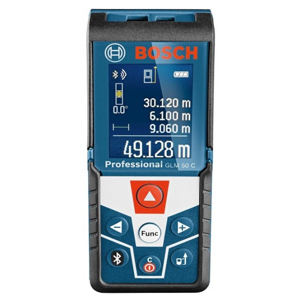 Bosch Лазерна Ролетка GLM 50 C