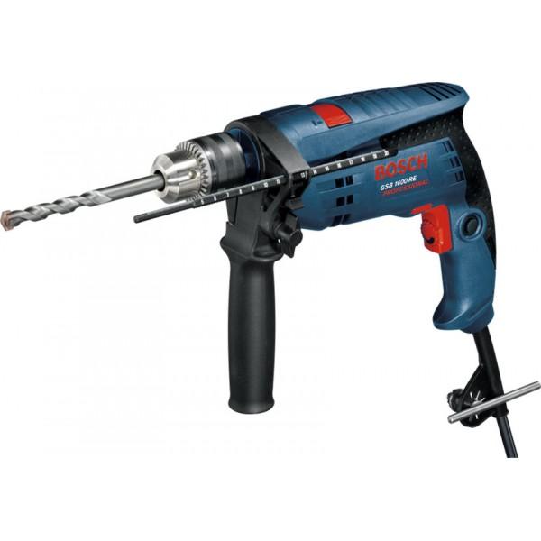 Bosch Ударна бормашина GSB 1600 RE