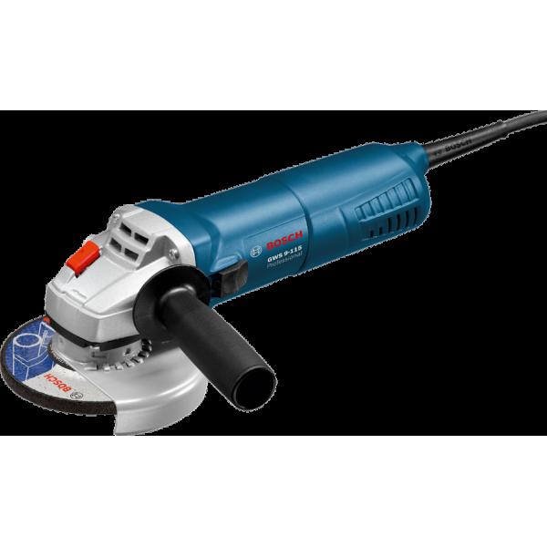 Bosch Ъглошлайф GWS 9-115