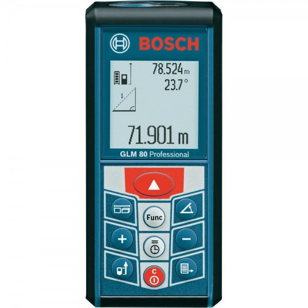 Bosch Лазерна Ролетка GLM 80