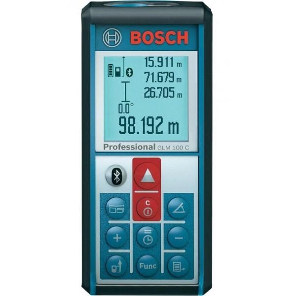 Bosch Лазерна Ролетка GLM 100 C