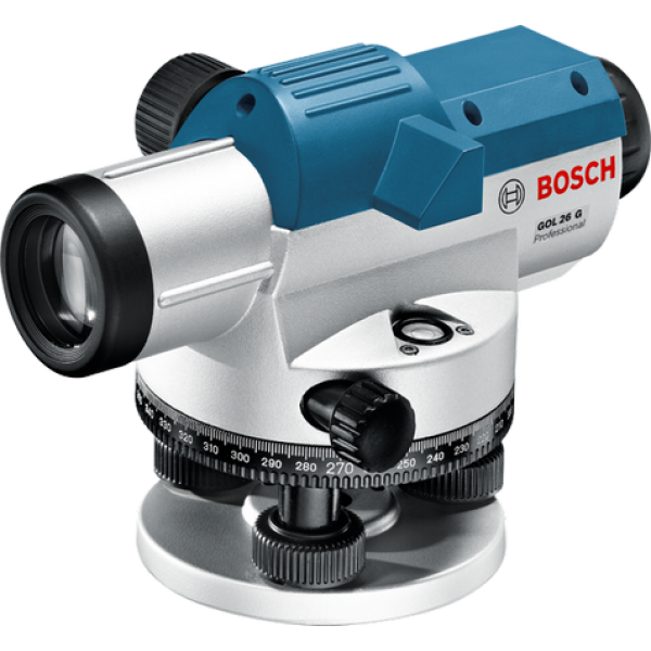 Bosch Оптичен нивелир GOL 26G