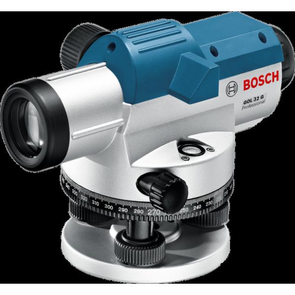Bosch Оптичен нивелир GOL 32G