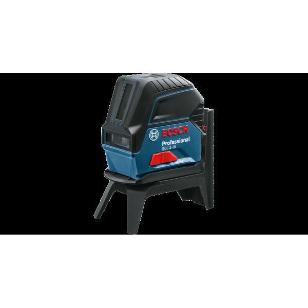 Bosch Комбиниран лазерен нивелир GCL 2-15